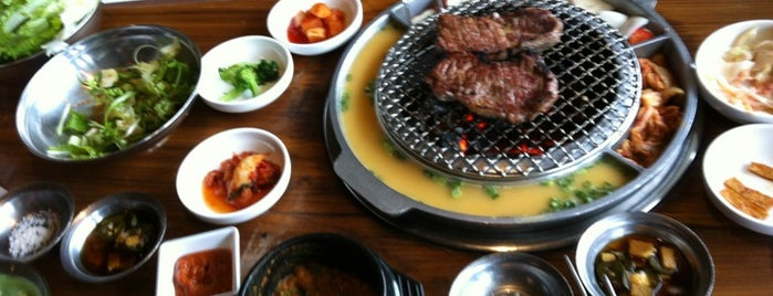 678 (육칠팔) is one of 100 Dishes to Eat Before You Die - Atlanta.