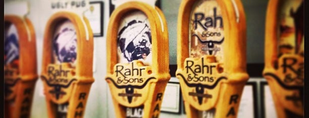Rahr & Sons Brewing Co. is one of Texas Craft Breweries.