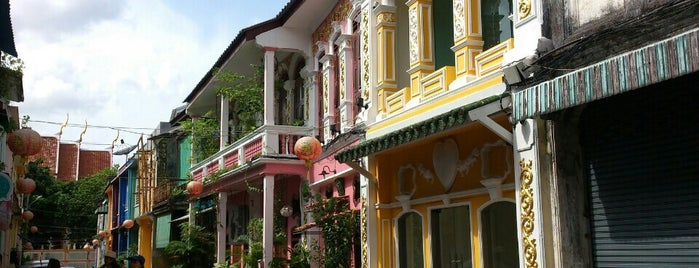 Phuket Old Town is one of Phuket, have to do.