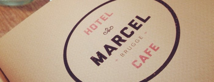 Cafe Marcel is one of Terrasse.