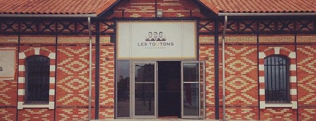 Les Tontons Restaurant is one of Où manger à Bacalan (Bordeaux).