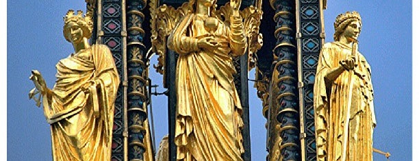 Albert Memorial is one of Must-visit Great Outdoors in London.
