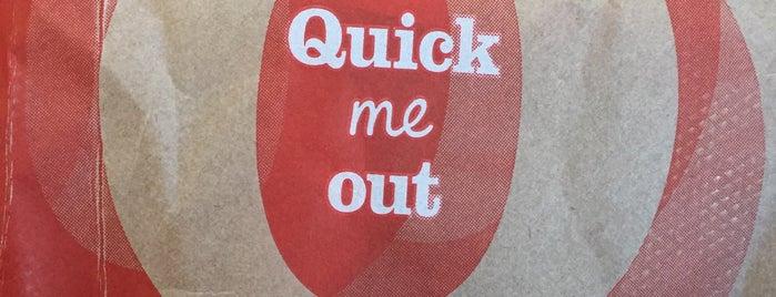 Quick is one of Sorties entre copines.