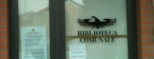 "Biblioteca Comunale ""Oriana Fallaci"" is one of Magenta 1/2."