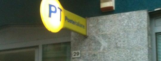 Poste Italiane is one of Magenta 1/2.