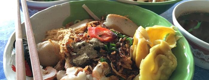 โกยูร หมี่ฮกเกี้ยน is one of eat eat eat.