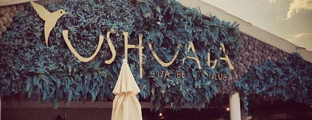 Ushuaïa Beach Club is one of P.A.T.T. (Party All The Time) !!.