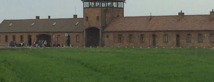 KZ Auschwitz-Birkenau is one of Johan's Tips.
