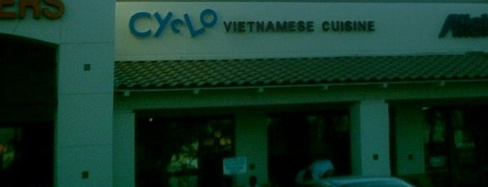 "Cyclo Vietnamese Cuisine is one of Featured on PBS' ""Check, Please! Arizona""."