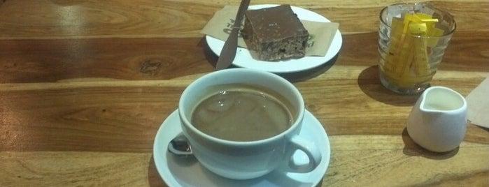 Mugs Café is one of Free wifi.
