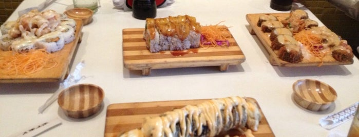 Ikura Sushi-Bar is one of Top 10 favorites places in Caracas, Venezuela.