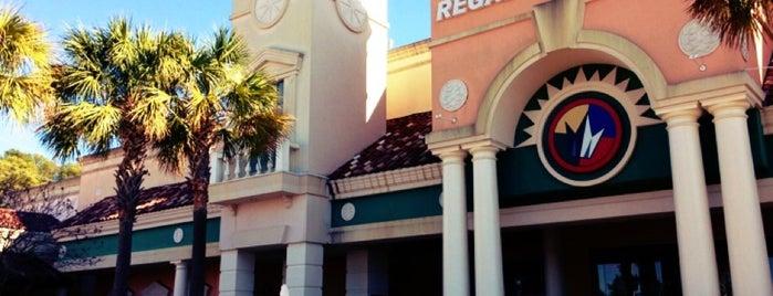 Regal Cinemas Columbiana Grande 14 is one of CaffeinatedCAE.