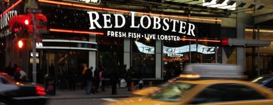 Red Lobster is one of Ferias USA 2012.