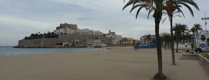 Peñiscola Ciudad En El Mar is one of ESPAÑA-ESPAGNE-SPAIN IS DIFFERENT.