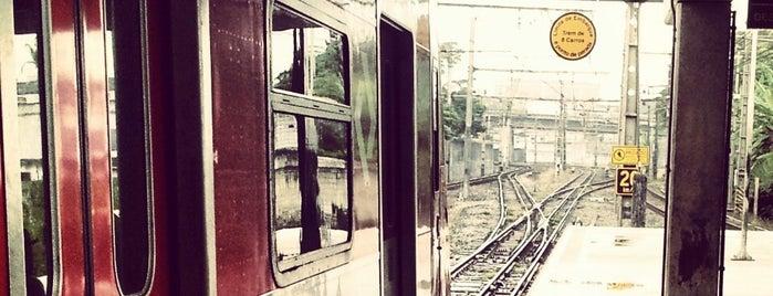 Estação Comandante Sampaio (CPTM) is one of Transporte.