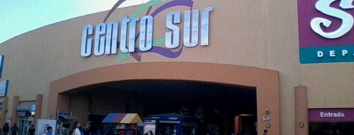 Centro Sur is one of Centros Comerciales Guadalajara.