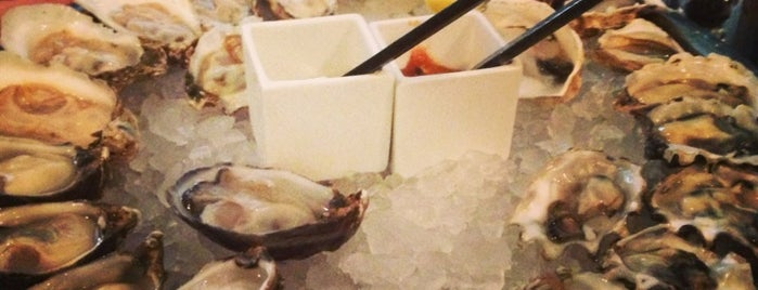 GT Fish and Oyster is one of 100 Best things we ate (and drank) in 2011.