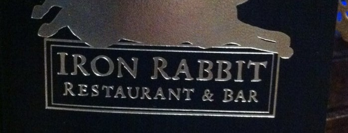 Iron Rabbit is one of ToEat List.
