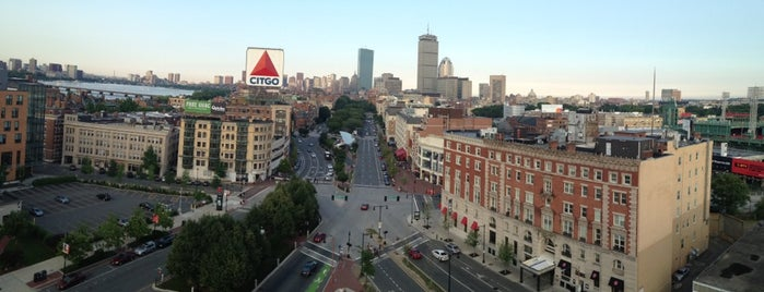 Kenmore Square is one of Boston Trip.