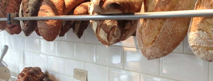 Gail's Artisan Bakery is one of London to-do.