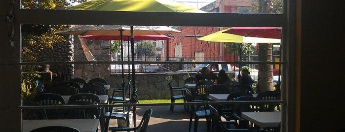 Café Con Leche Sucursal Hidalgo is one of Anny-list.