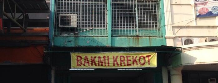 Bakmi Krekot is one of Favorite Food.