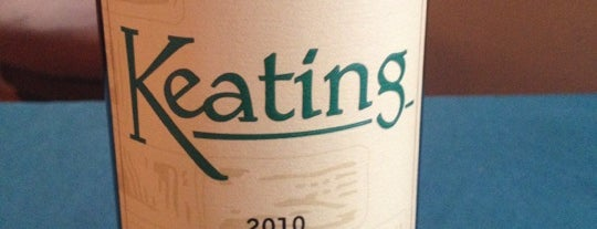 Keating Wines is one of Wineries / Vineyards.