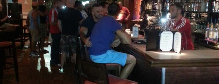 Hunters is one of Gayborhood #FortLauderdale #WiltonManors.