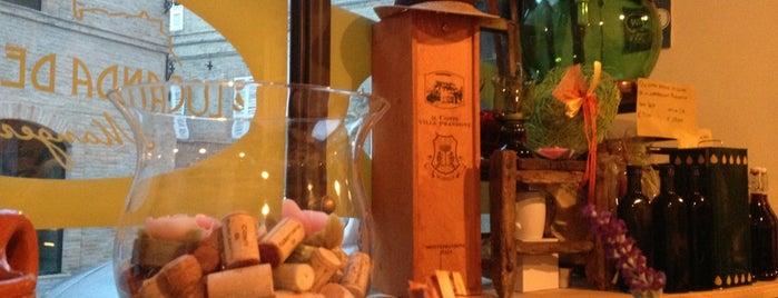 Locanda del Bacci is one of Top 10 restaurants in Sant'Elpidio a Mare.