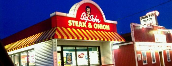 Big John's Steak & Onion is one of Food.