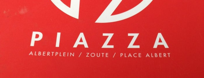 Piazza Zoute is one of My Favorites.