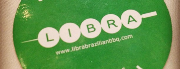 Libra Brazilian Steakhouse is one of Los Angeles.