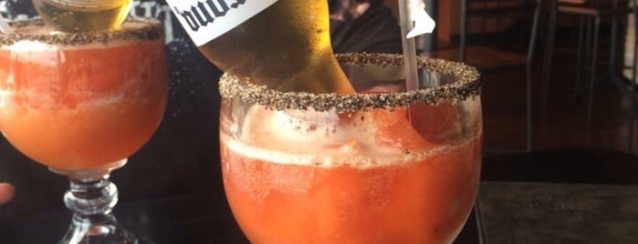 Micheladas is one of Tibas's best spots.