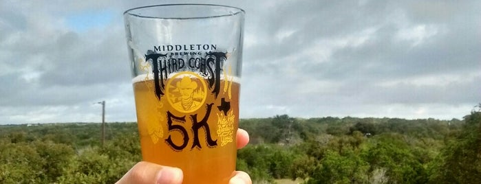 Middleton Brewing Company is one of My Visited Breweries.
