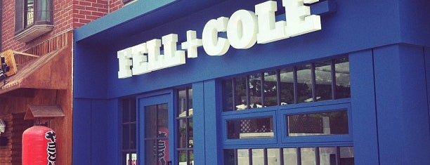 FELL+COLE is one of Coffee&desserts.