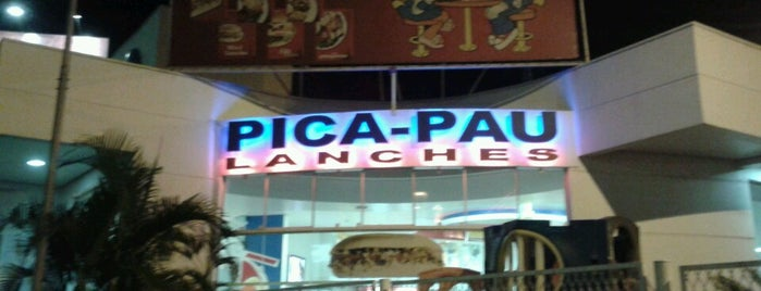 Pica Pau Lanches is one of Top 10 favorites places in Porto Alegre, Brasil.
