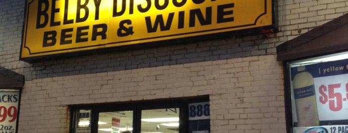 Belby Discount Beer & Wine is one of Best Beer.