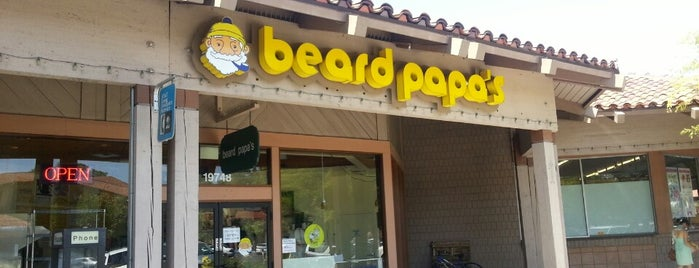 Beard Papa's is one of Restaurant.
