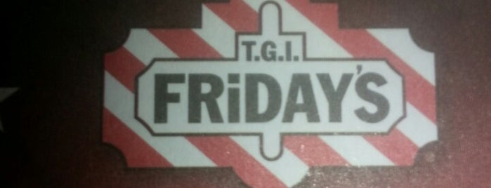 TGI Fridays is one of Top 10 restaurants when money is no object.