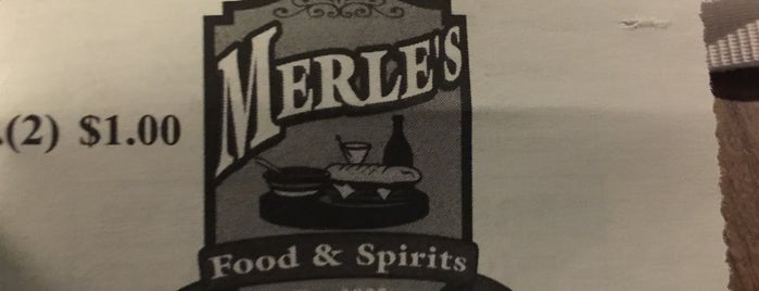 Merle's is one of Wichita Must-Do's!!.