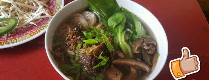 Lucy's Vietnamese Kitchen is one of Brooklyn Eats.