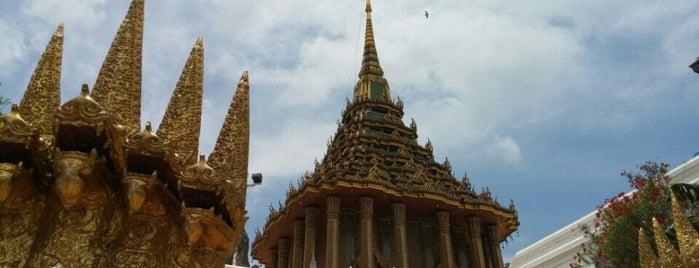 พระพุทธบาท สระบุรี is one of Bkk - Lopburi Way.