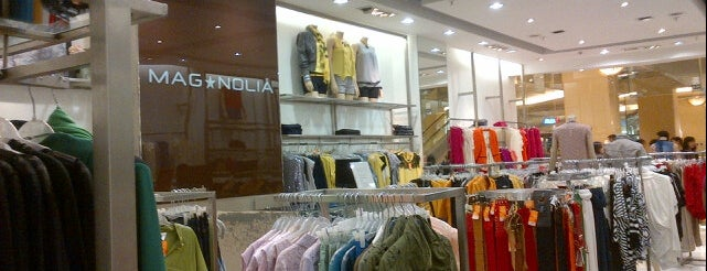 Magnolia is one of favourite Store.
