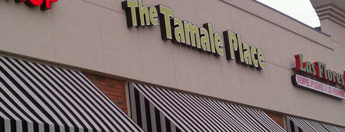 The Tamale Place is one of Diners, Drive-Ins & Dives.
