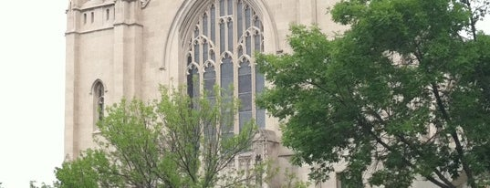 Sacred Heart Cathedral is one of Sacred Sites in Upstate NY.