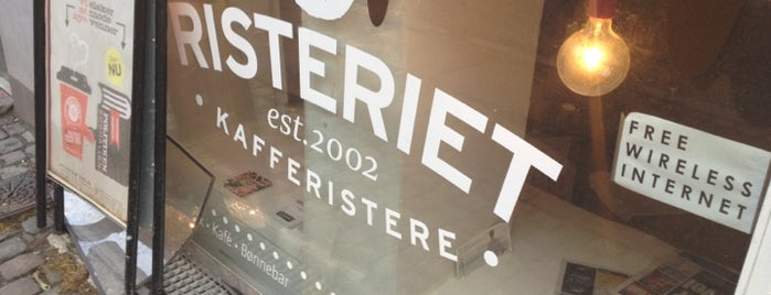 Risteriet is one of coffee.