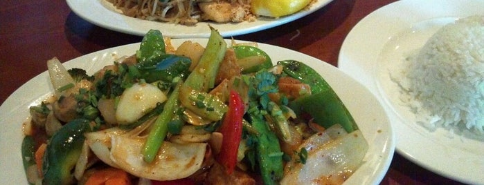 Ketsana's Thai Restaurant is one of Dining spots.