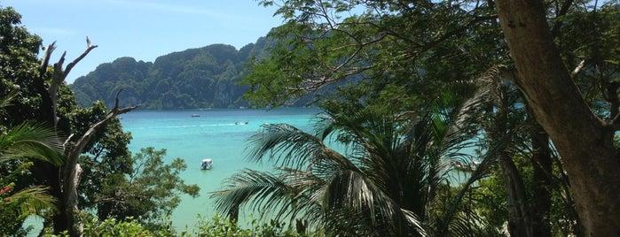 เกาะพีพี (Phi Phi Island) is one of Thailand TOP places.