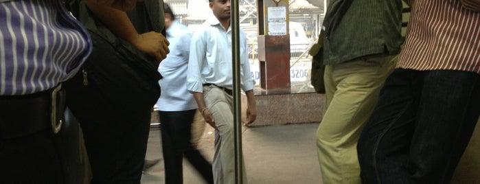 Bhayadar Railway Station is one of Mumbai Suburban Western Railway.