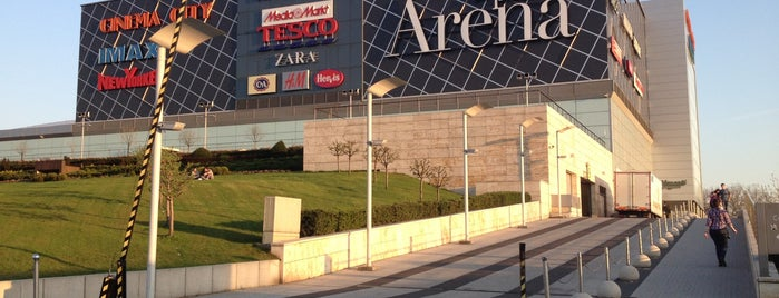 Arena Plaza is one of Bestof nyolcker.